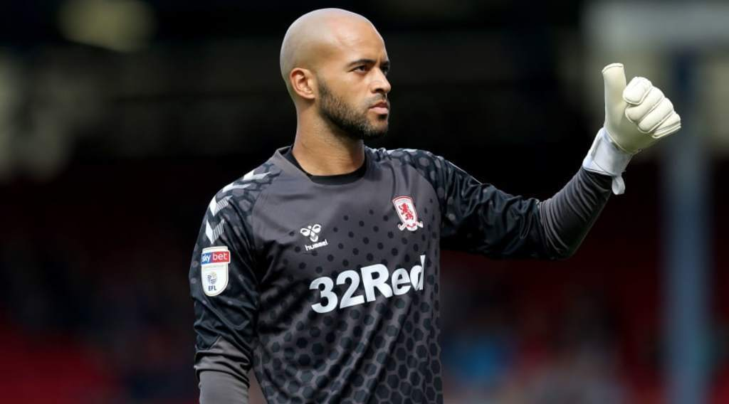 Middlesbrough reject West Ham initial offer for Randolph
