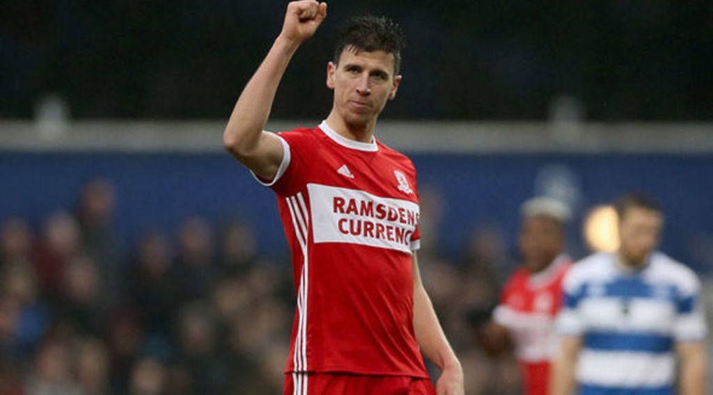 Middlesbrough reveal update on Ayala injury