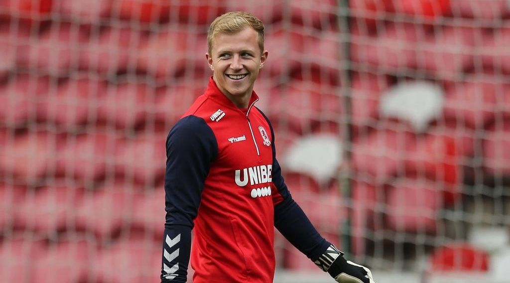 Middlesbrough set to agree new deal with keeper