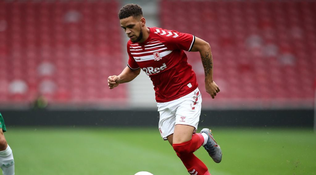 Middlesbrough set to loan youngster