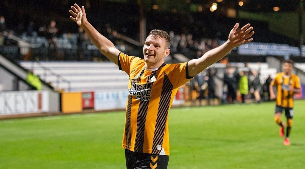 Middlesbrough target bids farewell to Cambridge United fans