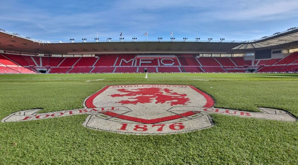 Middlesbrough to face Shrewsbury Town in Carabao Cup