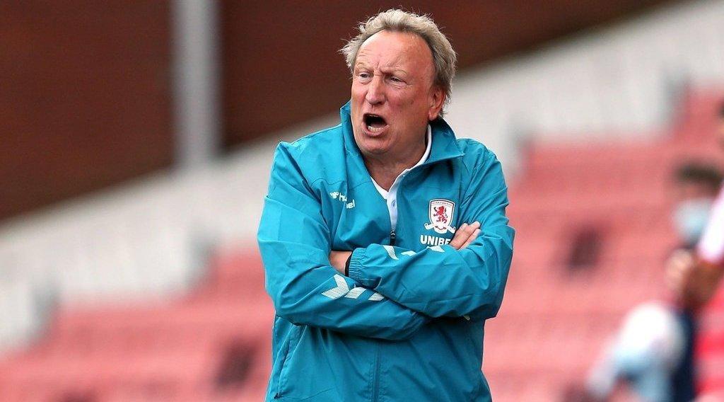 Neil Warnock admits Boro are in talks with three forwards