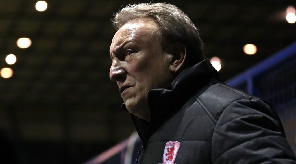 Neil Warnock believes Boro need a bit of luck in the transfer window