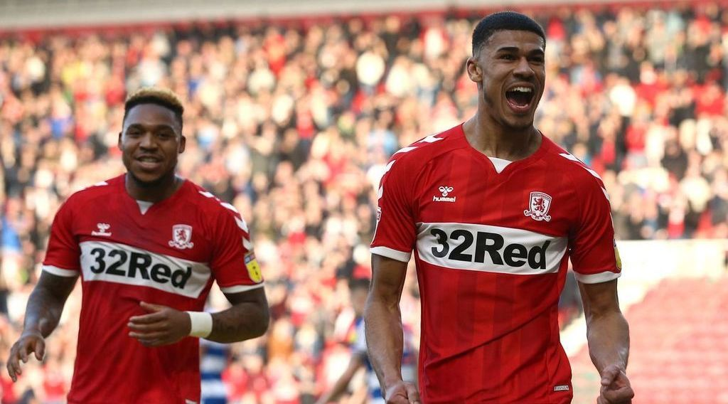 Ashley Fletcher and Britt Assombalonga to leave Boro in the summer transfer window