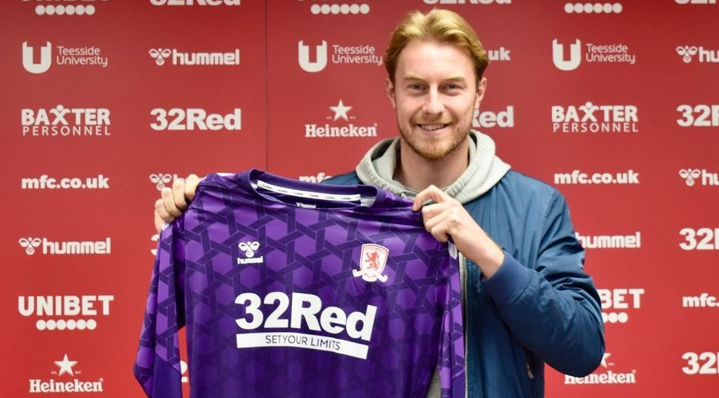 New Boro signing reveals motivation behind his move to the club