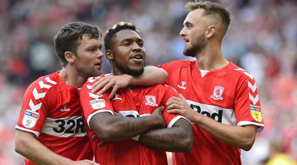 'Premier League clubs express an interest in Boro's £15 million striker'