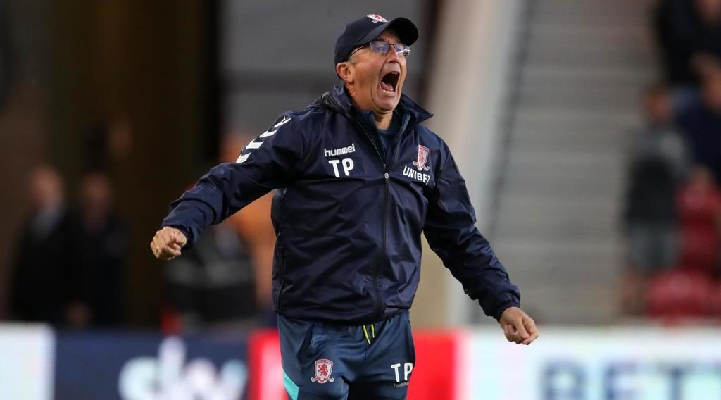 'Pulis Fires Play-off Challenge To Aston Villa and Bristol City'