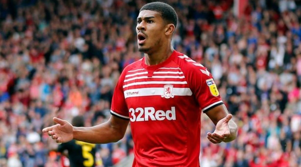 Boro striker set to sign for newly promoted Premier League side