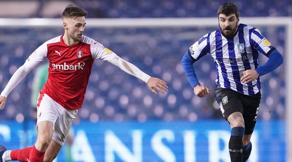 Rotherham United want Lewis Wing on permanent deal according to reports