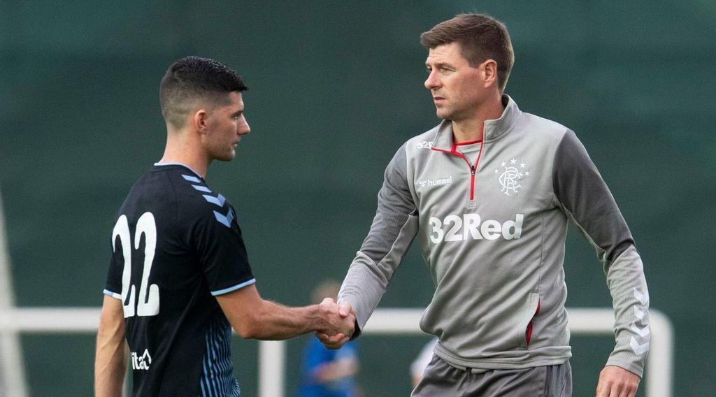 Steven Gerrard clarifies stance on Boro target