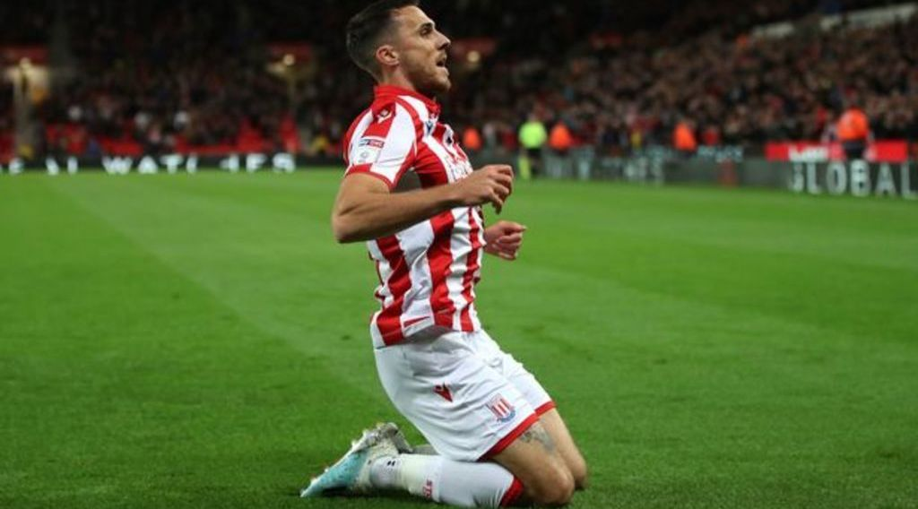Stoke City striker reportedly on Middlesbrough radar