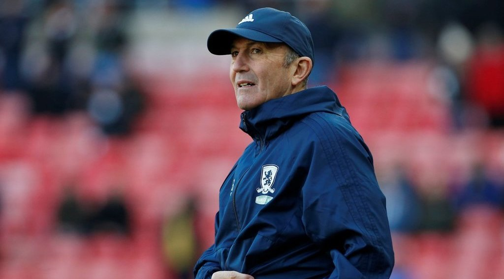 Tony Pulis blames poor recruitment for Boro relegation troubles
