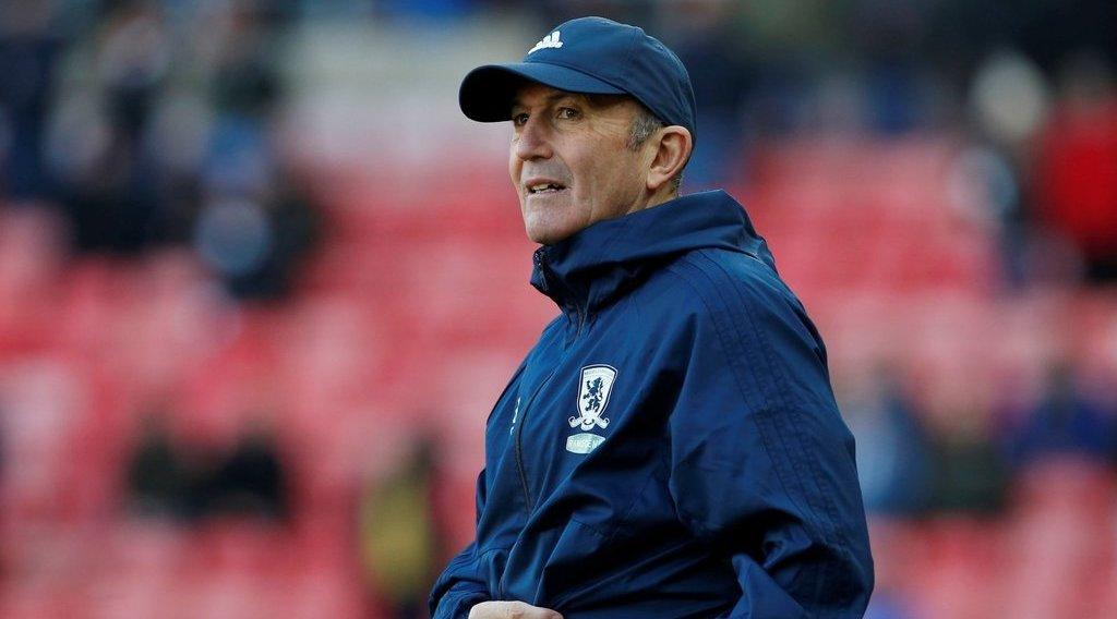 Tony Pulis blames poor recruitment for Boro relegation troubles