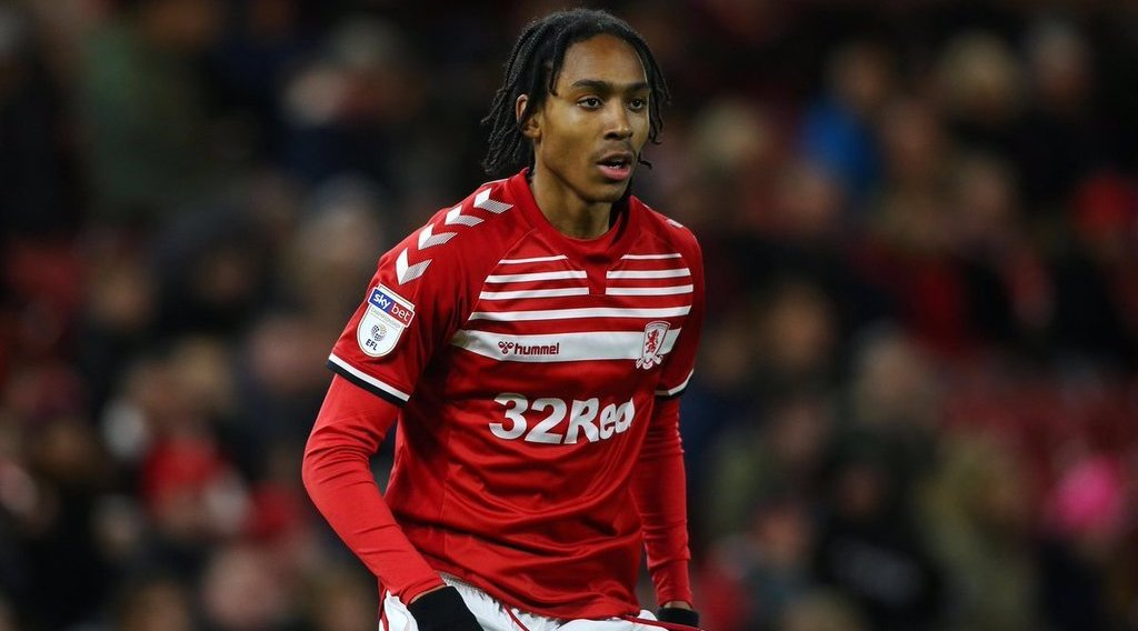 Tottenham weighing up move for Middlesbrough defender Djed Spence