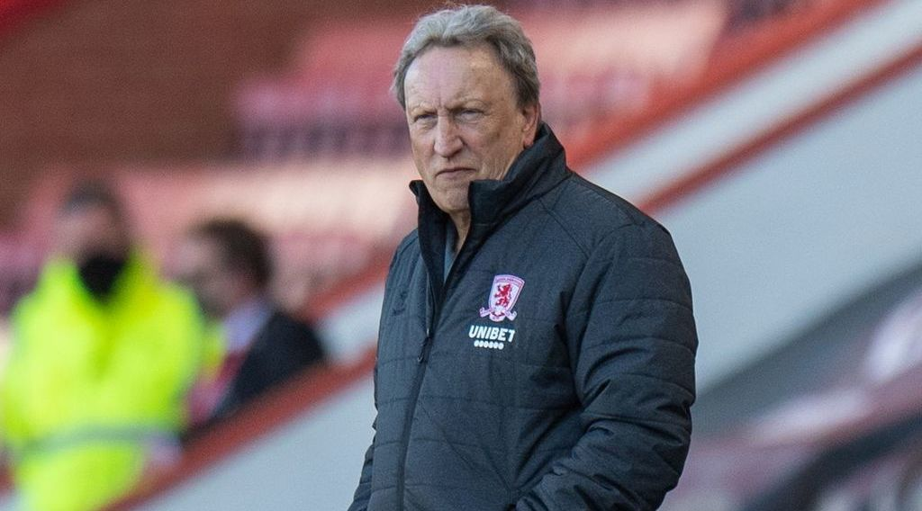 Warnock expects out of contract players to leave Boro this summer