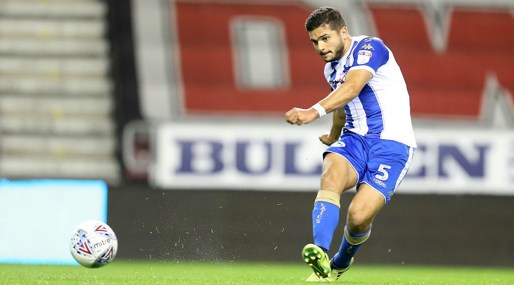 Wigan caretaker manager comments on Sam Morsy transfer