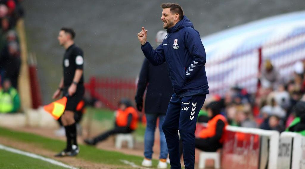 Woodgate reveals reason for dropping young trio in Barnsley defeat