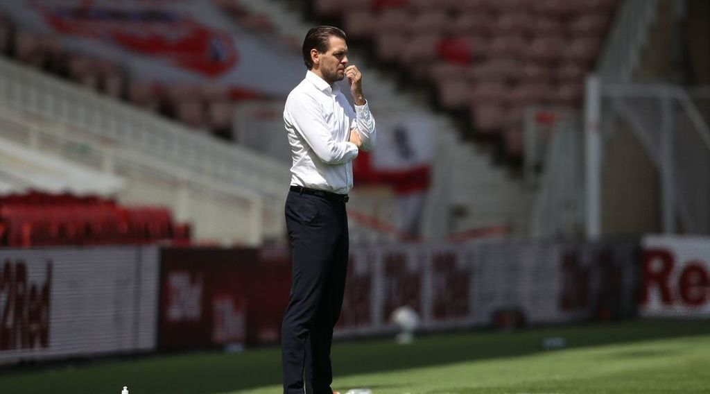 Woodgate shocked at display following Swansea defeat