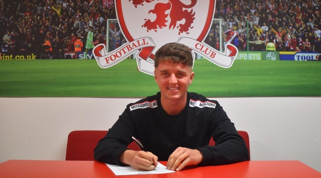 Young Sunderland striker joins Boro