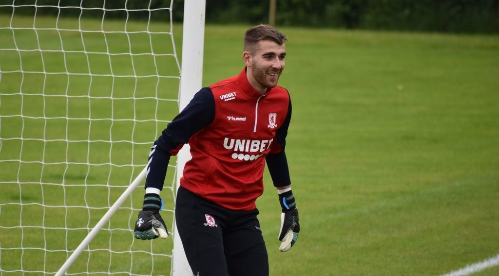 Zach Hemming leaves Middlesbrough on loan to Scottish club