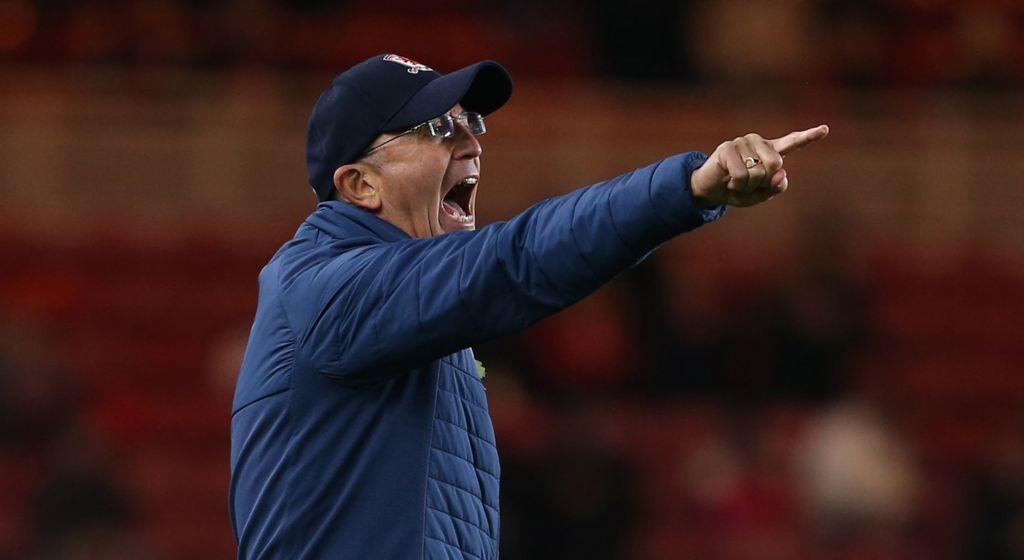 'Tony Pulis confident RAF camp will boost Boro ahead of Brentford clash'