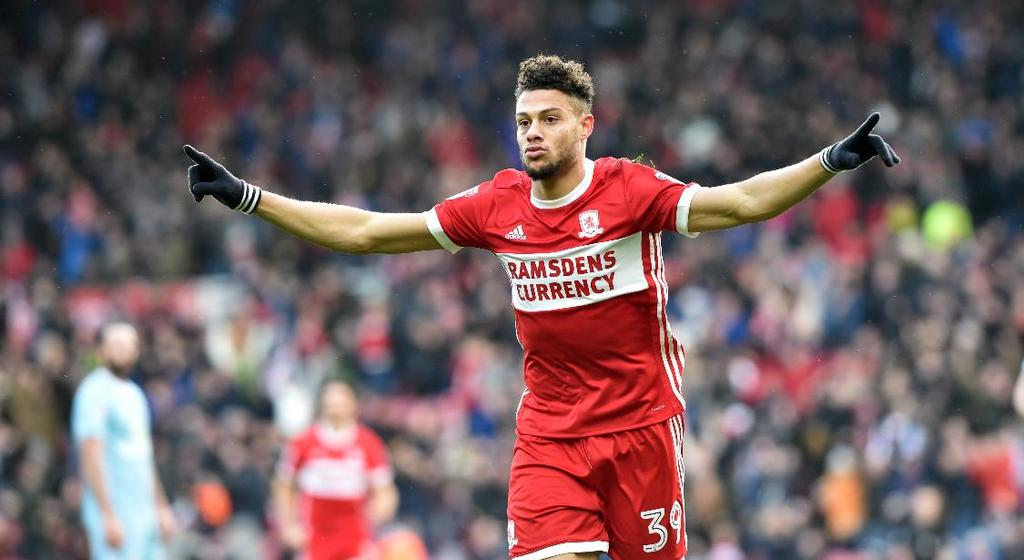'Two teams plotting loan move for Middlesbrough FC striker'