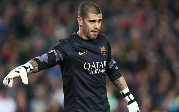 Victor Valdes set to join Boro