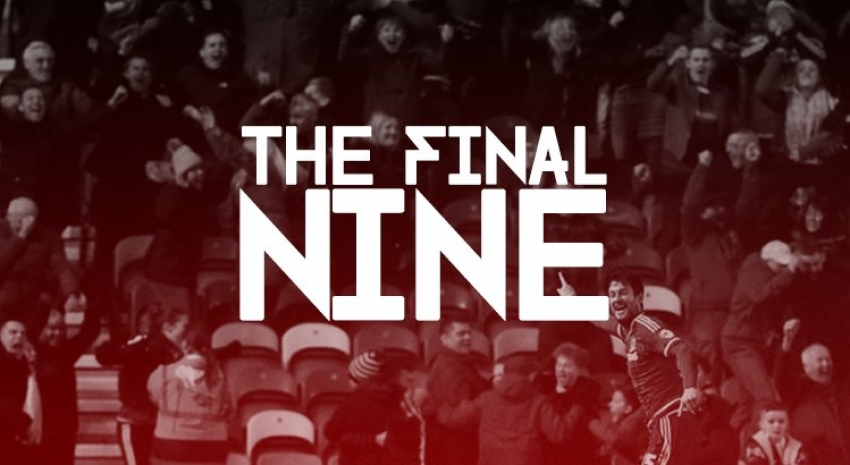 The Final 9: Boro have to match the Passion and Desire