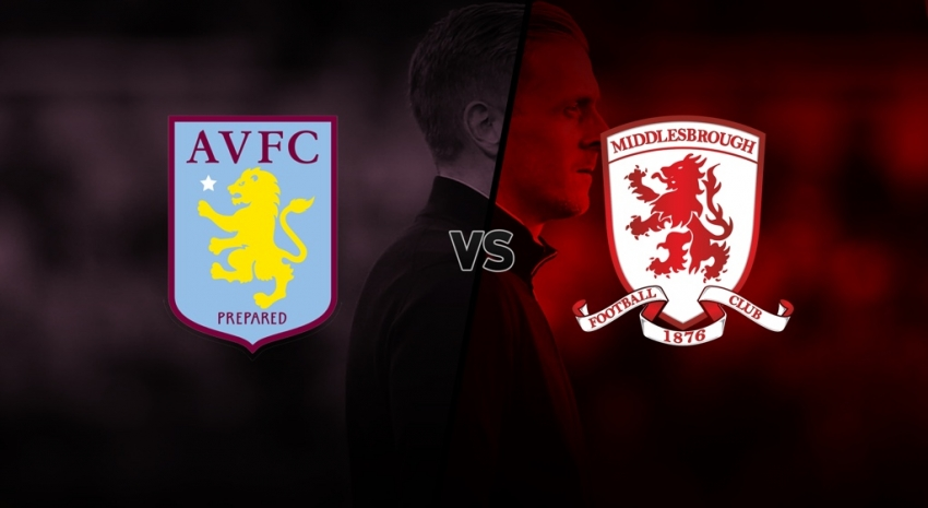 Aston Villa v Boro - Opposition Preview