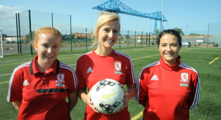 oneBoro Meets the MFC Ladies