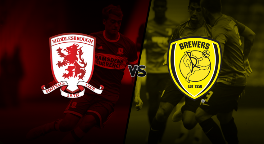 Boro v Burton - Opposition Preview