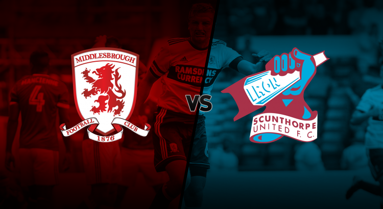 Boro v Scunthorpe United - Opposition Preview