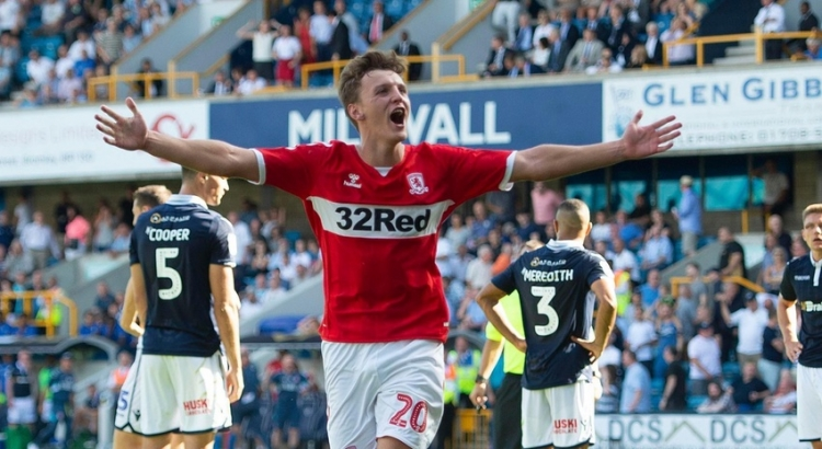 Fair to compare? Unnecessary but understandable, Dael Fry's Boro journey draws the inevitable