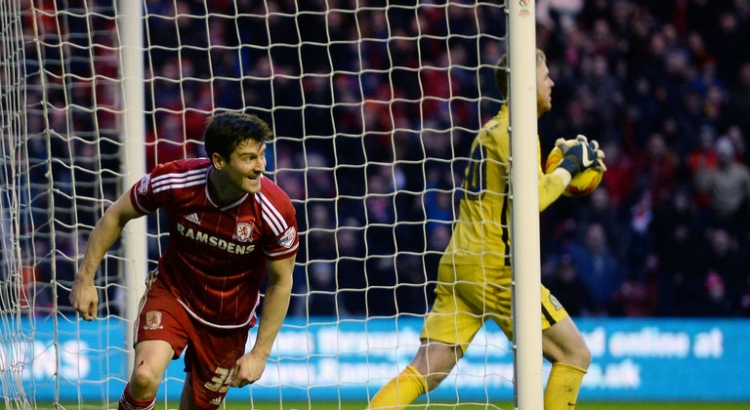 Boro v Cardiff City Highlights