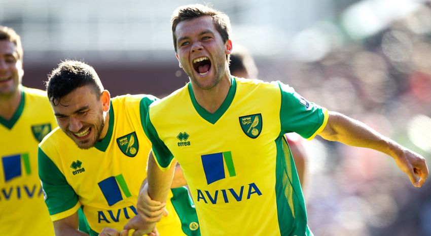 Middlesbrough agree deal for Norwich City midfielder Jonny Howson