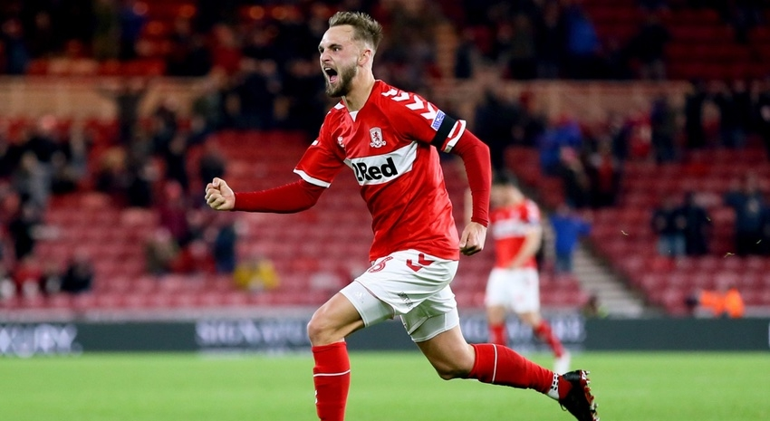 Boro midfielder Lewis Wing might be a wanted man in January