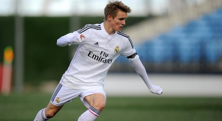 Boro offered Real Madrid starlet Martin Odegaard