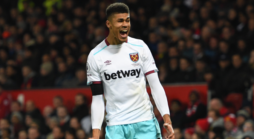 West Ham striker Ashley Fletcher to hold talks with Middlesbrough over move