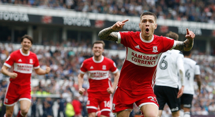 Mo Besic set for Boro loan switch