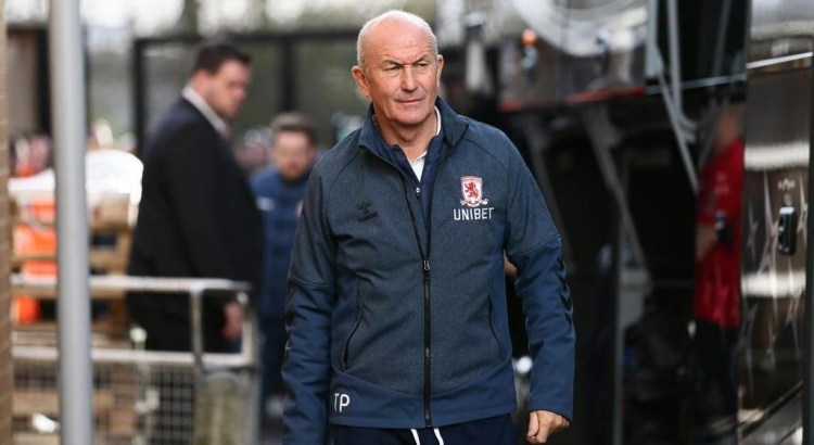 Pulis frustrated at Middlesbrough's lack of transfer activity on Deadline Day