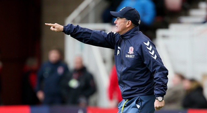 Middlesbrough v Crystal Palace: Statistical Preview