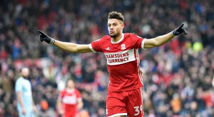 Two teams plotting loan move for Middlesbrough FC striker