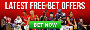 Latest Free Bet Offers